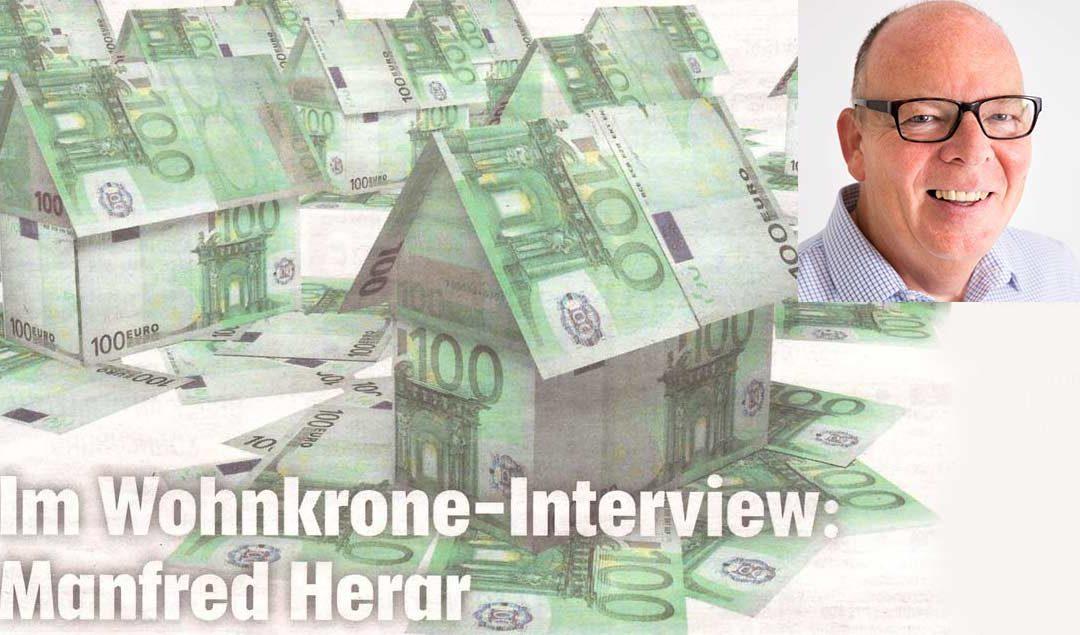 Wohnkrone Interview – Manfred Herar