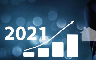 Der Immobilienmarkt im 1. Halbjahr 2021